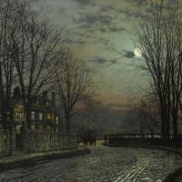 Atkinson Grimshaw, Painter of Moonlight